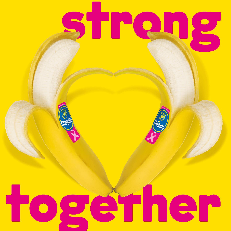 Chiquita Pink Sticker