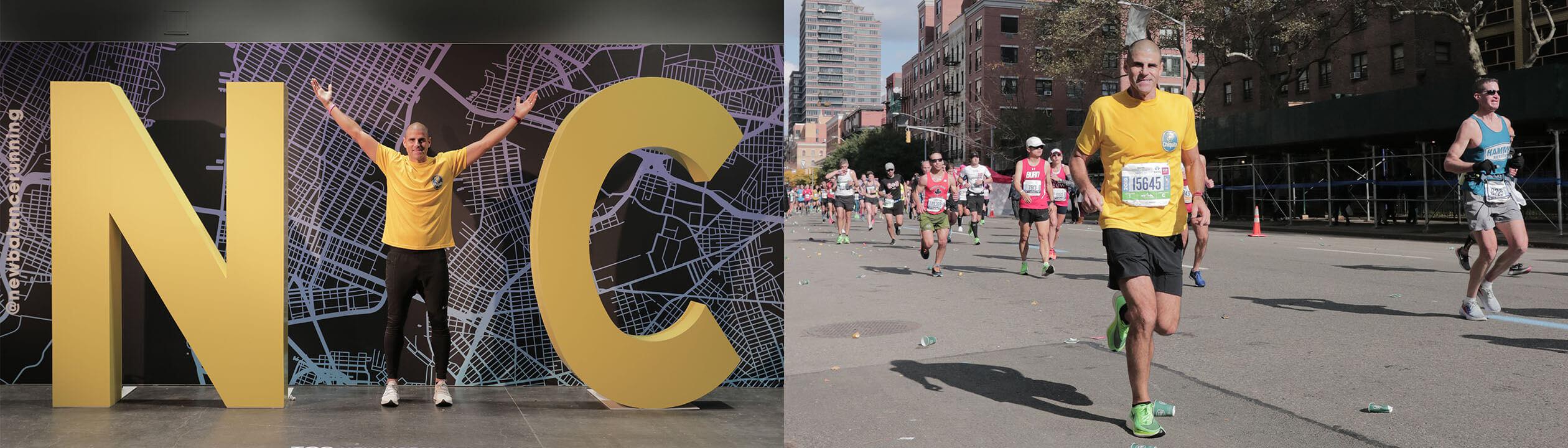 16 Wochen Marathon-Trainingsplan mit Frankie Ruiz