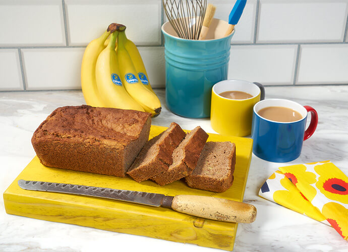 3 Bananenbrotrezepte zur Feier des Bananenbrottags