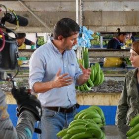 "Chiquita: Blick hinter die Kulissen bei ""Tomorrow's World Today"""