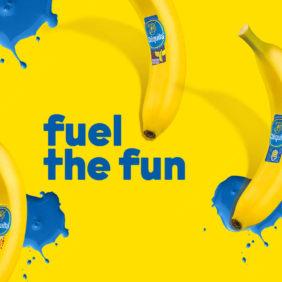 "Gewinner der Chiquita Kampagne ""Werde Bananenmaler"" bekanntgegeben"
