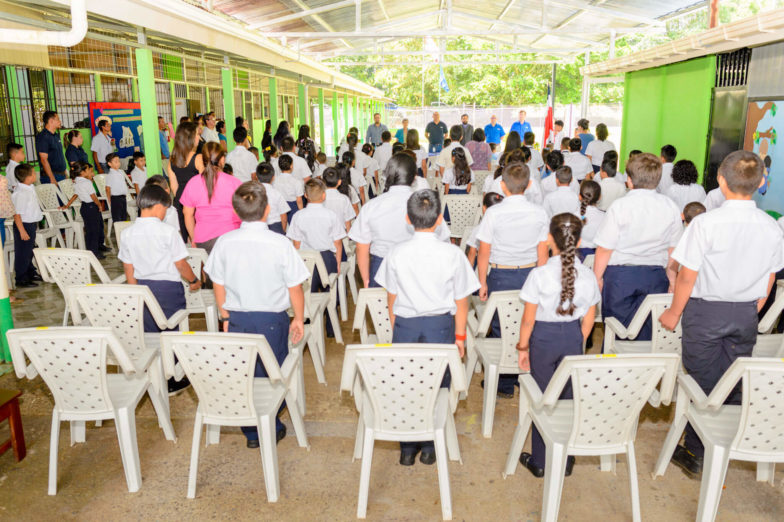Chiquita donates land for schools to the Costa Rican Ministry of Education - 1