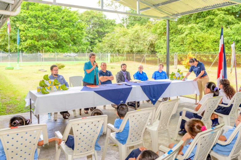Chiquita schenkt dem Bildungsministerium von Costa Rica Land für den Bau von Schulen - 5