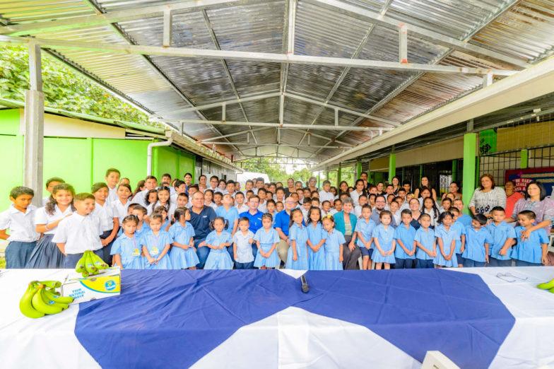 Chiquita schenkt dem Bildungsministerium von Costa Rica Land für den Bau von Schulen - 6