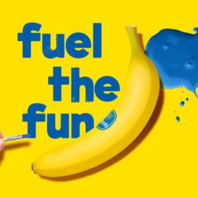 Werde Bananenmaler mit Chiquita!