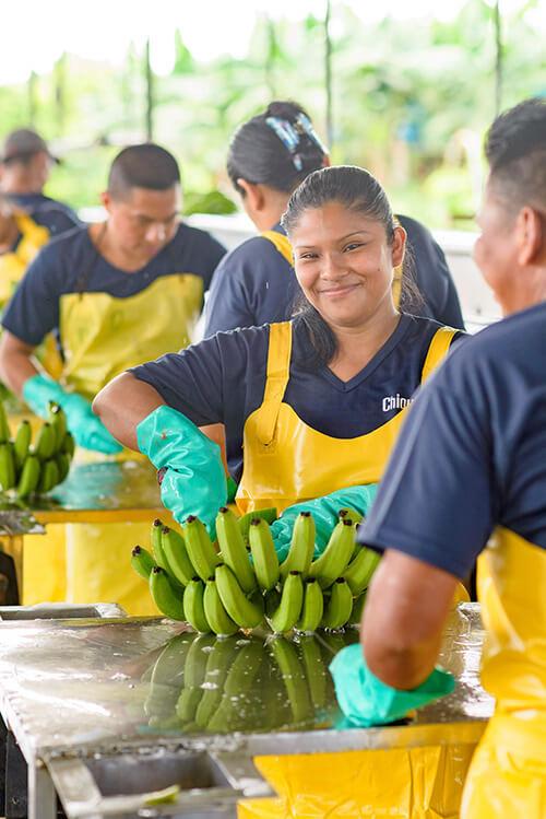 Chiquita: Frauenpower auf lateinamerikanischen Farmen