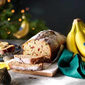 Chiquita Bananen-Weihnachtsbrot