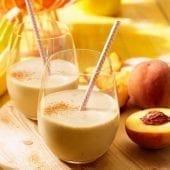 Easy Peachy Keen Chiquita Bananen-Smoothie