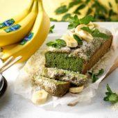 Veganes Chiquita Pandan Bananenbrot