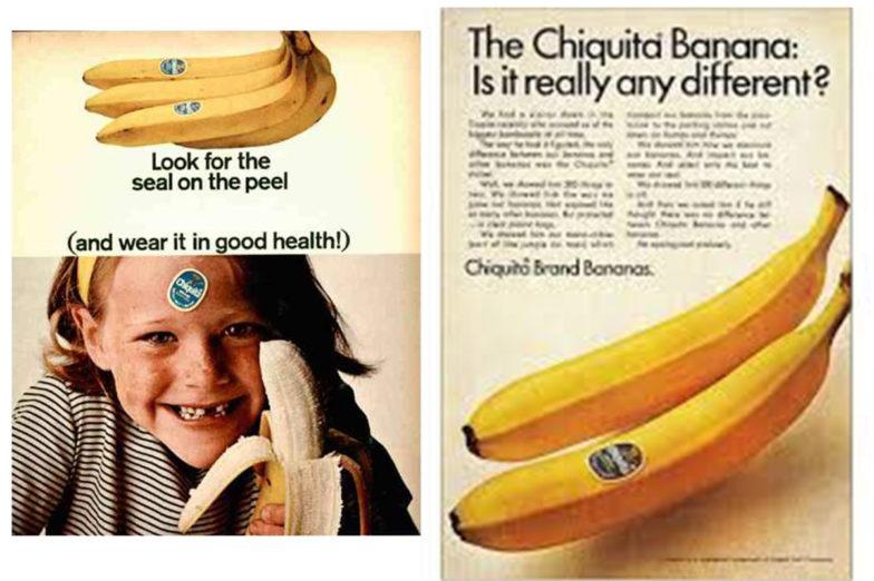 Kampagne - Ein Vorgeschmack auf großartige Chiquita Momente