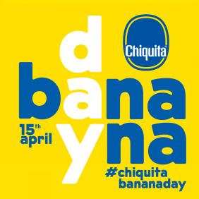 Ein Hoch auf die Vitamine der Banane am Chiquita Banana Day