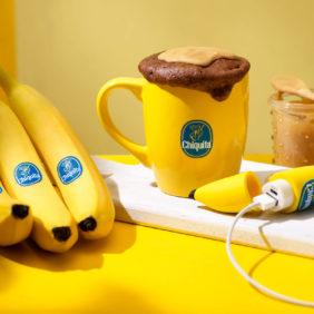 Schnelle und einfache Rezepte für Tassenkuchen mit Chiquita Bananen