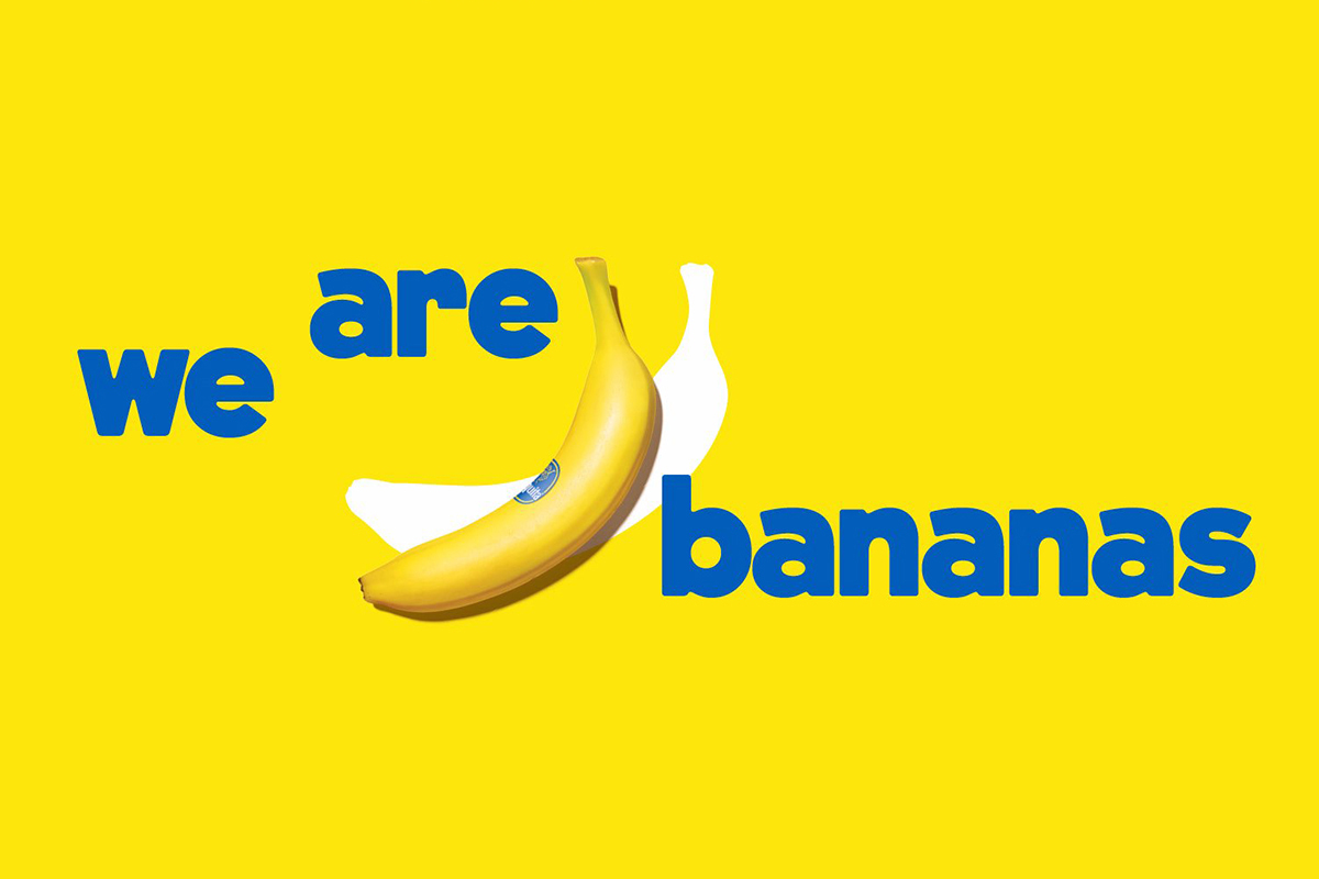 We are bananas