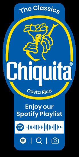 Spotify_Classics_Chiquita_Sticker