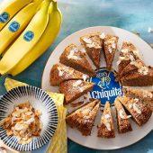 Chiquita Bananenbrot mit Kokos