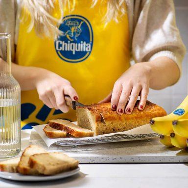 3-Zutaten-Bananenbrot von Chiquita