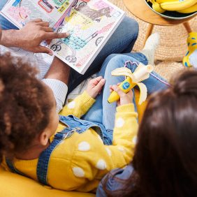 Chiquita feiert den internationalen Tag der Familie