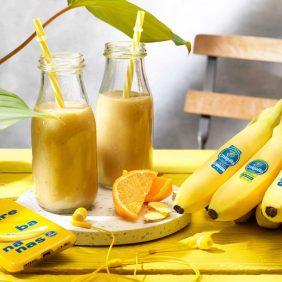Gesunde Chiquita Smoothies