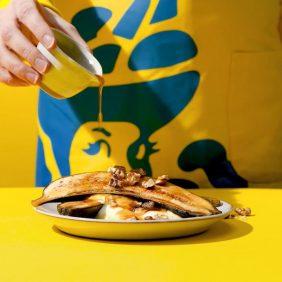 Schnelle Chiquita Bananen vom Grill