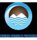 Logo Blaue Flagge