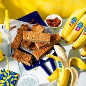Chiquita Bananenbrot-Proteinriegel