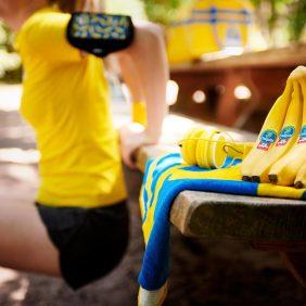 Hol dir gleich deine Chiquita Fitness-Sticker!