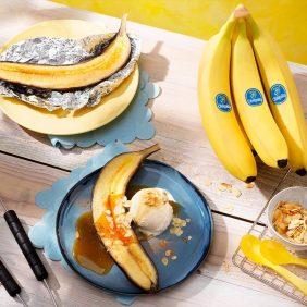 BBQ Chiquita Bananensplit