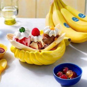 Chiquita Bananensplit aus den 1950er-Jahren