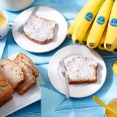 Klassisches Chiquita Bananenbrot