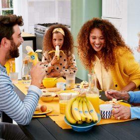 Lass Chiquita Bananen am Welternährungstag hochleben!