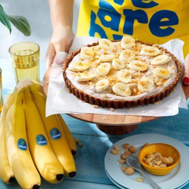 Einfacher Kuchen mit Chiquita Banane