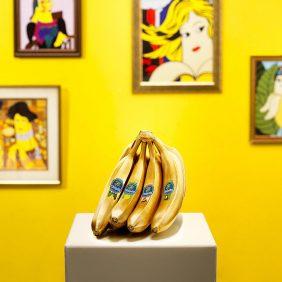 Enthülle ein Chiquita Meisterwerk!