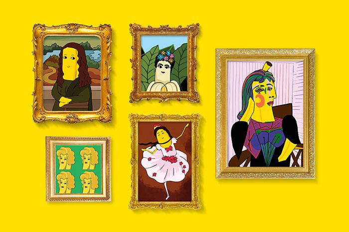 Welches Chiquita Meisterwerk bist du? Quiz
