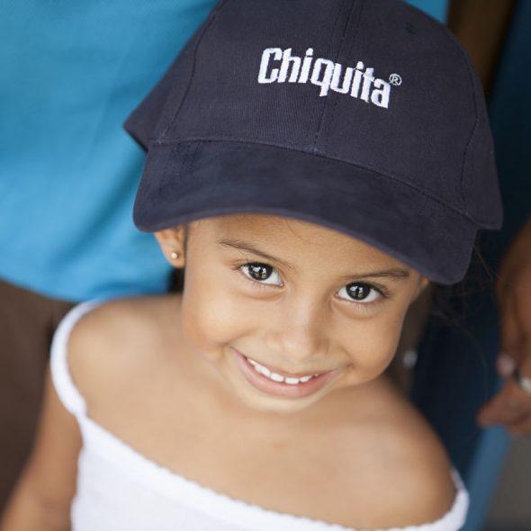 Chiquita feiert den Weltkindertag