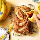 Veganes Bananenbrot von Chiquita