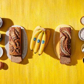 Bananenbrot Rezepte mit alternativen Zutaten