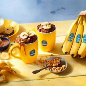 Bester Schoko-Tassenkuchen mit Chiquita