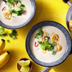 Herzhafte Bananenrezepte zum Mittagessen  von Chiquita