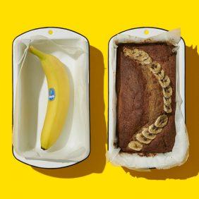 Unser bestes Bananenbrot – wie viele Bananen brauchst du?