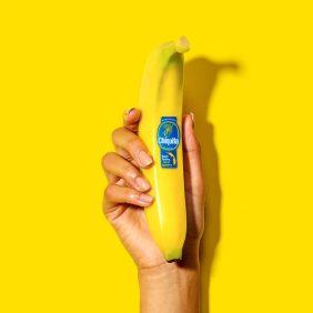 Mit der neuen Sticker Kollektion zeigt Chiquita, was Bananen so gesund