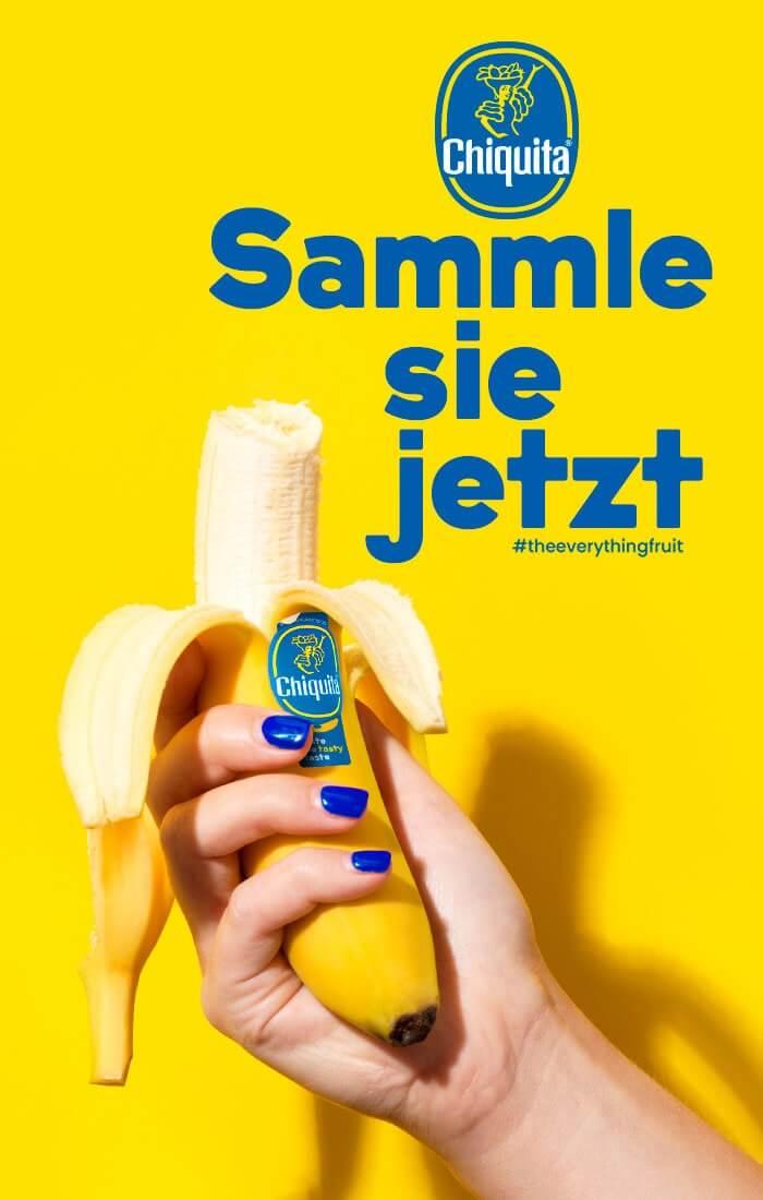 Deine Vitamin B6 Quelle Chiquita