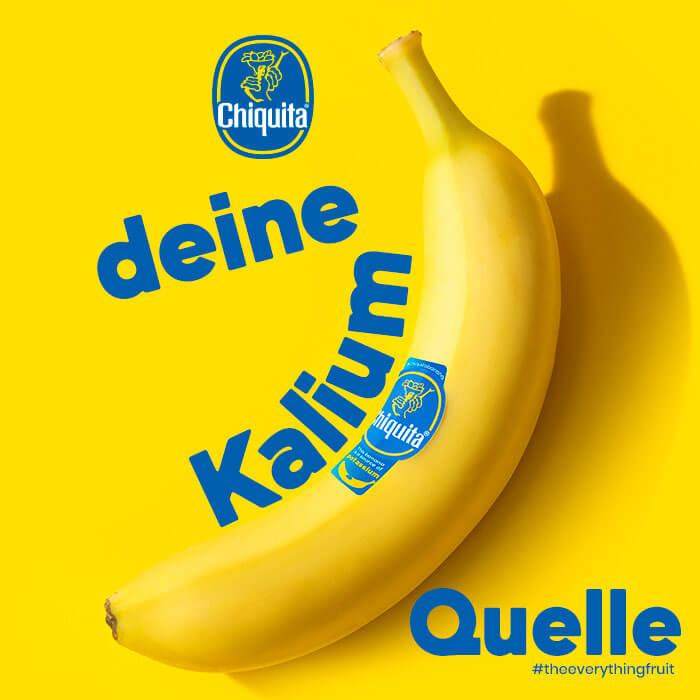 deine Kalium Quelle Chiquita