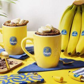 Chiquita Bananenbrot in der Tasse