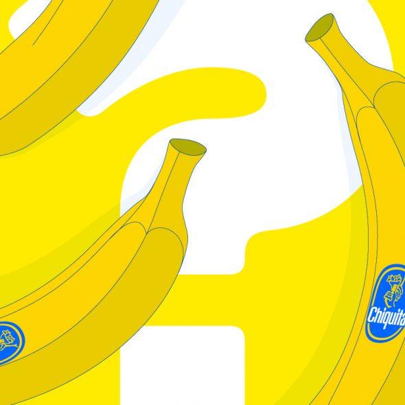Bananensorten von Chiquita – natürlich die besten!