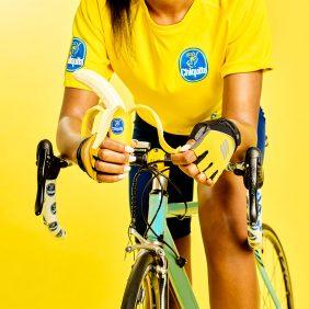 Vorteile von Bananen für Radfahrer