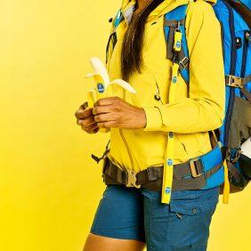 Vorteile von Bananen für Wanderer