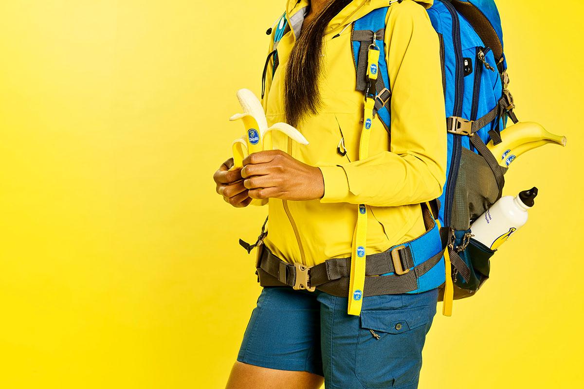 Vorteile von Bananen fürs Wandern