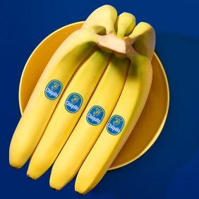 So hältst du deine Bananen von Chiquita frisch