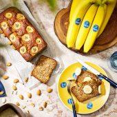 Paleo-Bananenbrot von Chiquita