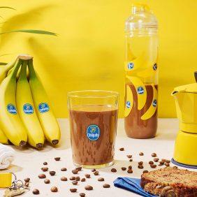 Bananen-Mokka-Eiweiß-Shake fürs Workout von Chiquita